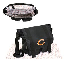 NFL Products Sitter Diaper Bag