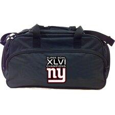 NFL New York Giants Superbowl XLVI Champs Duffel Bag