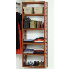 "Standard 12"" Deep Stand Alone Shelf Tower Frame"