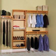 "Simplicity 12"" Deep Closet System"