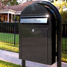 <strong>Bobi</strong> USPS Bobi Post Mounted Mailbox