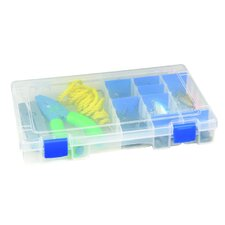 <strong>Flambeau</strong> Tuff Tainer Storage Box with Four Compartments