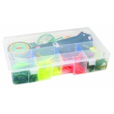 Tuff Tainer Storage Box with Three Dividers