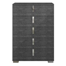 Vivente Noble 5 Drawer Chest