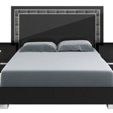 Vivente Lustro Panel Bed