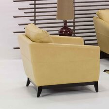 Domicile Leather Penthouse Chair