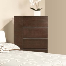 <strong>Star International</strong> Del Mar 5 Drawer High Chest