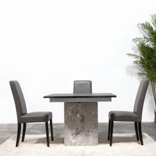 <strong>Star International</strong> Onyx Dining Table