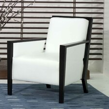 Domicile Leather Muse Chair
