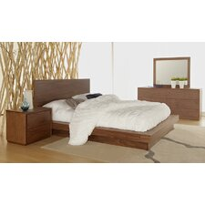 <strong>Star International</strong> Elements Charter King Platform Bedroom Collection