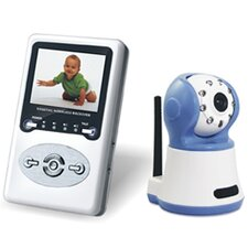 <strong>Parent Units</strong> Blue Eye Digital Wireless Baby Monitor