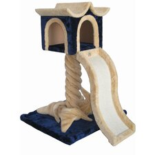 "<strong>Go Pet Club</strong> 36"" Cat Tree in Beige"