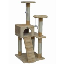 "<strong>Go Pet Club</strong> 52"" Cat Tree"