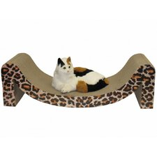 <strong>Go Pet Club</strong> Giant Lounge Recycled Paper Cat Scratching Board