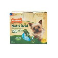 Nutri Dent Pantry Pack Extra Fresh Dog Treat