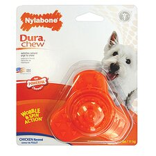 Dura Chew Spinner Chicken Regular Dog Toy