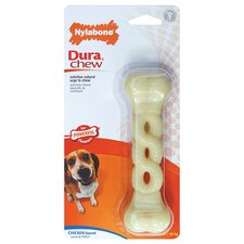 Dura Chew Braid Bacon Wolf Dog Toy