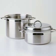 <strong>Le Pentole</strong> 2 Piece Cookware Set