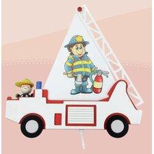 Wandleuchte 1-flammig Feuerwehr
