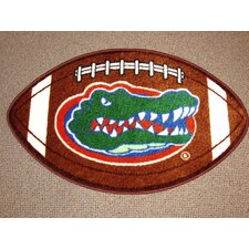 NCAA Football Novelty Rug
