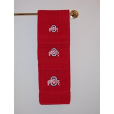 <strong>Championship Home Accessories</strong> NCAA 3 Piece Bath Towel Set
