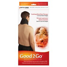 Good to Go Cervical/Pelvic Microwave Moist Heat Pack