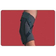 ROM Hinged Elbow in Black