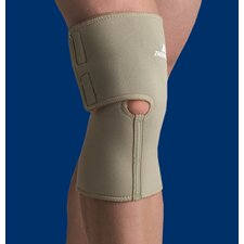 Universal Thermoskin Knee Wrap in Beige