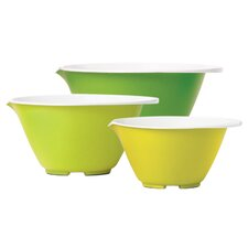 Vibe 3 Piece Mixing Bowl Set