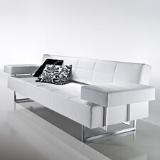 <strong>Ciacci</strong> Clark Leather 3 Seater Sofa