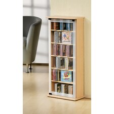Classic CD/DVD Storage Tower