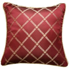 Legacy Damask Design Decorative Throw Pillow