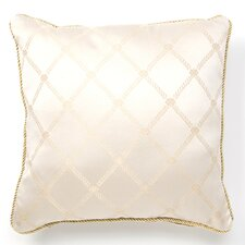 <strong>Violet Linen</strong> Legacy Damask Design Decorative Throw Pillow