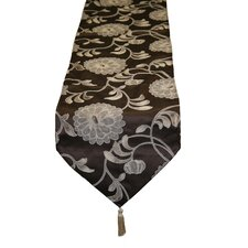 Legacy Damask Design Table Runner