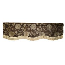 "Legacy Damask Design 60"" Curtain Valance"