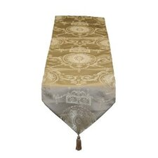 Prestige Damask Design Table Runner