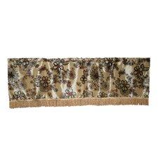 "Silky Bloom Design 60"" Curtain Valance"
