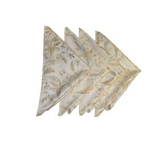 Legacy Damask Design Napkin (Set of 4)