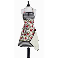 Apple Of My Eye Bib Gigi Apron