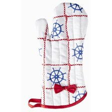 Out To Sea Oven Mitt