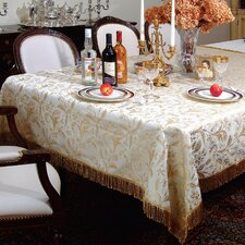 Luxury Damask Design Tablecloth