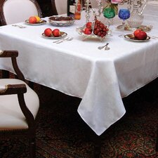 <strong>Violet Linen</strong> European Damask Design Tablecloth