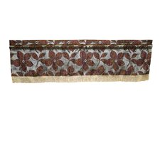Signature Rod Pocket Tailored Curtain Valance