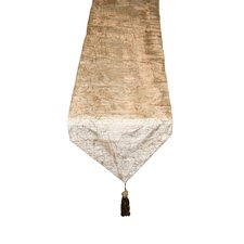 Eden Lace Tafetta Nittle Mesh Table Runner