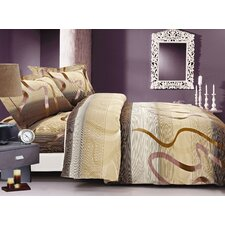 <strong>Violet Linen</strong> French Swivel Luxurious Duvet Set (Set of 6)