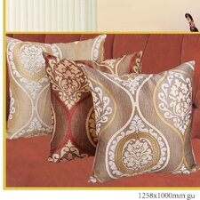 Milano Arts Jacquard Decorative Throw Pillow