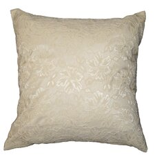 <strong>Violet Linen</strong> Chantilly Lace Decorative Cushion Cover