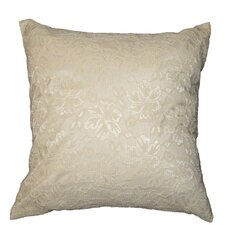 Chantilly Lace Decorative Throw Pillow