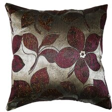 Signature Jacquard Lily Cushion Cover