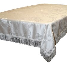 Majestic Damask Design Tablecloth